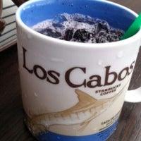 Photo taken at Starbucks by Ana Cristina Á. on 2/16/2016