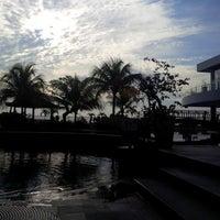 Photo taken at Swimming Pool Mercure by Raditya F. on 3/25/2014