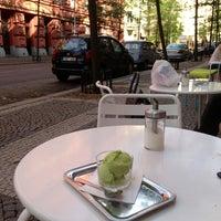 Photo taken at Prádelna Cafe by Katya O. on 8/7/2013