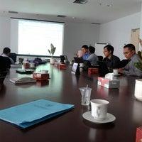Photo taken at Gedung TSI BRI, Divisi Teknologi dan Sistem Informasi (TSI) by Ara on 11/12/2013