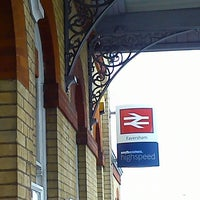 Photo taken at Faversham Railway Station (FAV) by Myša on 9/14/2013