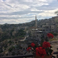 Photo taken at Argos In Cappadocia by ismail g. on 5/21/2016
