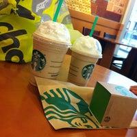 Photo taken at Starbucks by Deanna M. on 8/3/2012