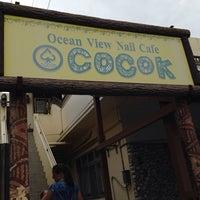 Photo taken at cocok nail salon by Cree M. on 3/27/2014