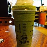Photo taken at Starbucks by 🅰Ⓜ️Ⓜ️🎀 on 7/4/2014