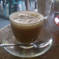 Photo taken at Solong Coffee by Ari N. on 3/14/2013