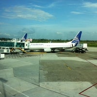 Photo taken at Tocumen International Airport (PTY) by Sergio B. on 12/27/2012