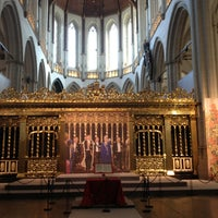 Photo taken at De Nieuwe Kerk by Edgar S. on 6/5/2013