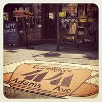 Photo taken at Kensington Café by Olivier P. on 4/21/2013