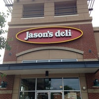 Photo taken at Jason's Deli by Andrew S. on 6/2/2014