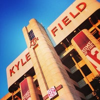 Photo taken at Kyle Field by Joshua M. on 1/18/2013