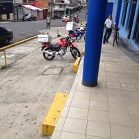 Photo taken at Terminal de Buses MUSOC by San José Express ® M. on 10/1/2013