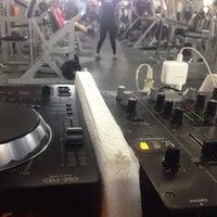 Photo taken at Academia Total Gym by Esli K. on 9/10/2014