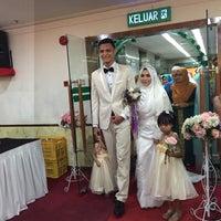 Photo taken at Lembaga Getah Malaysia (HQ) by Sahira Ju'aini S. on 2/21/2016