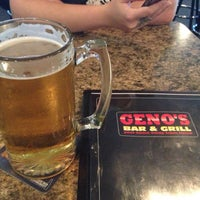 Photo taken at Geno's Bar & Grill by Wade C. on 9/14/2013