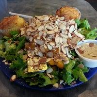 Photo taken at Calypso Cafe by Min K. on 7/19/2014