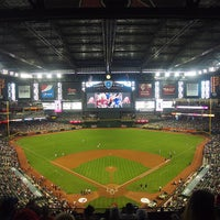 Photo taken at Chase Field by Bob J. on 4/14/2013