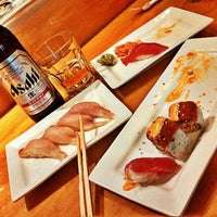 Photo taken at Young Sushi by Nikki N. on 4/4/2014