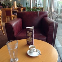 Photo taken at Costa Coffee by Sunny G. on 9/28/2013