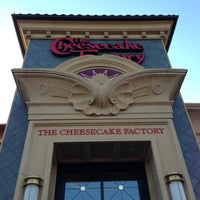 Photo taken at The Cheesecake Factory by Pete R. on 3/30/2013