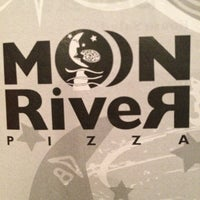 Photo taken at Moon River Pizza by Eddie R. on 6/14/2013