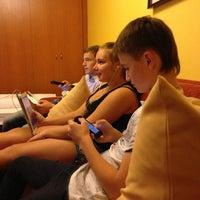 Photo taken at Hotel Hamburg by Tanya S. on 10/5/2013