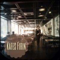 Photo taken at Kafes Fırın by Ahmet E. on 4/28/2013