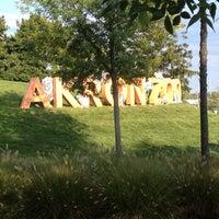 Photo taken at Akron Zoo by Kela M. on 9/20/2012