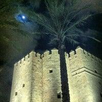 Photo taken at Torre de la Calahorra by Tulio P. on 1/19/2013