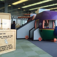 Photo taken at Kids on the Fly, Chicago Children's Museum at O'Hare (ORD) by Sophie D. on 8/17/2014