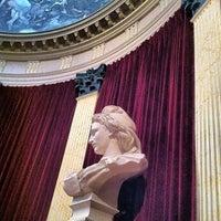Photo taken at Grand Orient de France by Dan D. on 12/17/2013