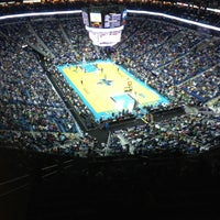Photo taken at Smoothie King Center by Chase A. on 3/21/2013