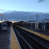 Photo taken at MTA Subway - Bay Parkway (D) by James C. on 9/22/2013