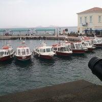 Photo taken at Roussos by Dimitris A. C. on 10/29/2012