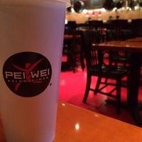 Photo taken at Pei Wei by Gerardo G. on 2/3/2014