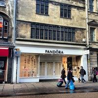 Photo taken at Pandora by Stefan T. on 12/9/2012