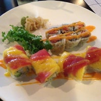 Photo taken at Midori Sushi II by Cindy Y. on 10/5/2012