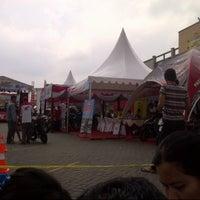 Photo taken at Atrium Pondok Gede by Suzanne S. on 3/24/2013