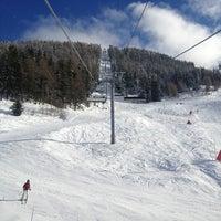Photo taken at Mont Blanc - 4 by Jeroen W. on 12/28/2012