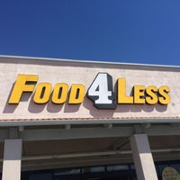 Photo taken at Food 4 Less by Olli on 9/7/2015