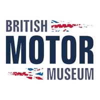 Photo taken at British Motor Museum by Chinaphong K. on 2/14/2016