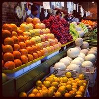 Photo taken at Soulard Farmers Market by Sean M. on 4/13/2013
