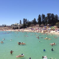 Photo taken at Cottesloe Beach by KANGHEE K. on 1/26/2015