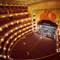 Photo taken at Teatro Colón by Narren F. on 10/27/2012