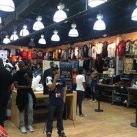 Downtown Locker Room Shoe Store
