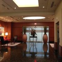 Photo taken at Delta Sky Club by Jana F. on 10/13/2012
