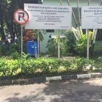 Photo taken at Balai Kota Yogyakarta by Herry M. on 3/4/2016