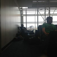 Photo taken at Gate C31 by Rose d. on 3/17/2013