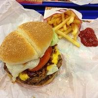 Photo taken at Burger King by Georgie G. on 2/19/2013