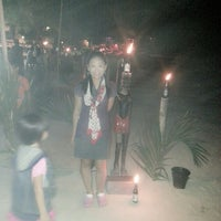 Photo taken at Le Blanc Samed Resort by Nui N. on 12/1/2013